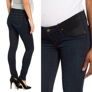 Paige Maternity Skyline Skinny Jeans Mona